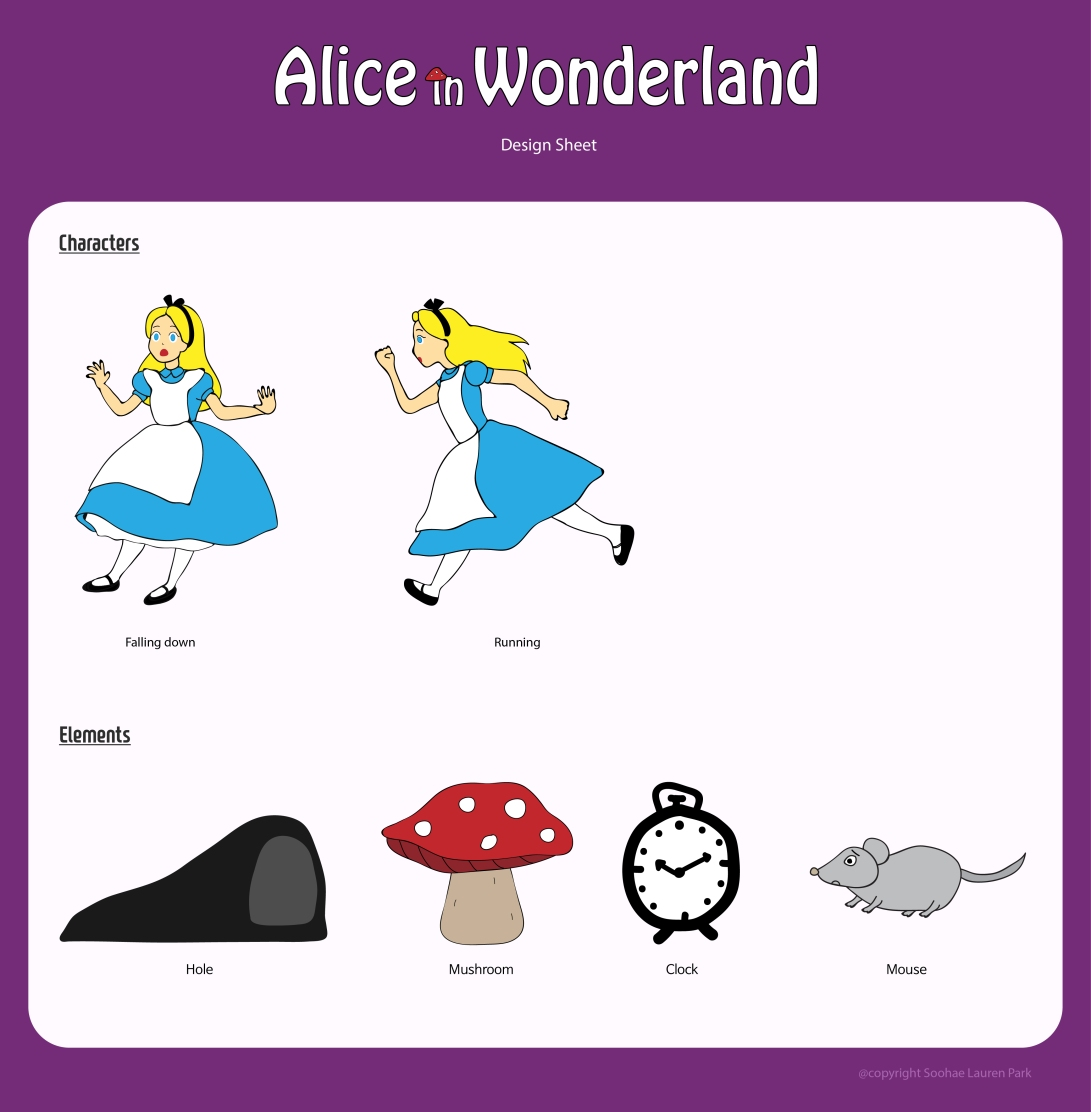 design sheet_alice